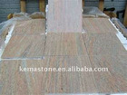 India Raw Silk yellow granite floor tile