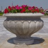 Ormamental Stone Flowerpot