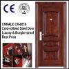 CK-8816 Luxury Exterior Cold-rolled Steel Door