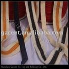 textile belt strap braided tape woven band cotton fashion belt