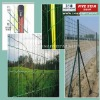 Euro fence:(ISO9001,PVC manufacturer price)