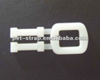 Plastic seal for pp straping tape