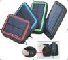 portable solar panel purse
