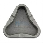 Melamine Gray Color Glenhddich Outdoor Ashtray AT0005