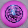 175g Professional Ultimate Frisbee/Flying Disc-Five Star Pink