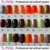 2013 newest pre-designed velvet nail tips wholesale