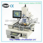 (SV550) Touch Screen PLC Control BGA/VGA/IC reballing machien