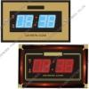new-design digital clock