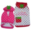 Girl pet dog clothes