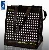 pp non-woven shopping bag with silkscreen