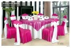 banquet hall table cloth