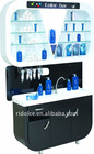 Shelf/ Display for hair products/ Color Bar/ B211 WITH SINK