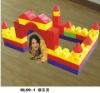 Qianli plastic building block