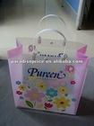 PVC gift bag new fashion 2012