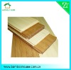 Bamboo Natural Color Flooring in Side Compression