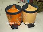 plastic Pedal Waste Bin (step bin,rubbish bin,trash bin)