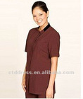 New style Wool SPA uniform spa dress by CTD