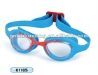 High quality sport anti-fog silicone swimming goggles