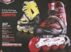 CE 2012 new adjustable inline skates & rollerblade & skate shoes 6037