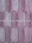 Fur Fabric, Fleece Fabric, Bonding Fur Fabrics, Plush Fur, Imitation Fur /Knitted Polyester/ Acrylic/ Wool/ Cotton Fabric