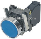 ZB4-BA42 spring return flush push button switches