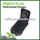 DIGITAL SCALE ELECTRONIC PORTABLE UNIVERSAL USAGE