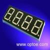"0.80""(20.3mm) Quadruple Digit Display"