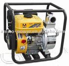 Gasoline heat pump water heater