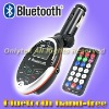 Bluetooth Car Kit with Remote controller