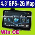 Car GPS tracker Navigation Mp3 MP4 O-555