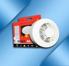 Wireless fire alarm smoke detector prices with home security