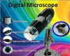 2.0M pixels convenient USB microscope 50X to 500X digital microscope camera