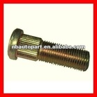 wheel bolts/carbon steel wheel bolts/alloy steel wheel bolts/m12,m14,m16,m18,20,m22,m24,m26,m28,m30