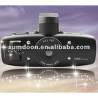 Wide vision angle Smart Day & Night duplex H.264 compression tech cross-platform Driving Recorder GS1