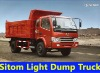 SITOM Light Dump Truck/Tipper Truck 4*2 STQ3037L2Y13 95HP