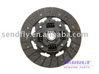 Clutch Disc for Toyota 31250-12310 (JYC-617)