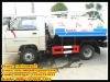 4*2 5,000 liter vacuum fecal suction truck