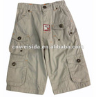 cargo six pocket pants