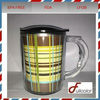 16oz double wall insulated mug with handle