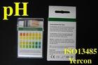 pH saliva&urine test strips
