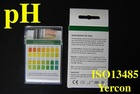 pH saliva&urine test strips