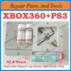 19pcs 90*90mm BGA Stencils+BGA Reballing Station+Solder Ball+Solder Flux For PS3 and XBOX360 Reballing Kit