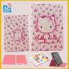 Dorable embossed hello kitty 3d for ipad mini case