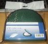 600D nylon CD case(CD bag CD holder CD wallet)
