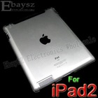 New Clear Ultra Thin Hard Cover Case for Apple iPad 1/2 DZ-156