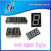 led digital display 7segment led display one digit 2.0inch blue led digital display (7segment)