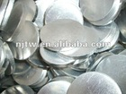 half-finished aluminium products aluminium circle