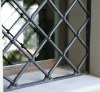 Decoration wrought iron window grille design