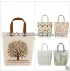 for women's printed canvas bag European style