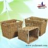 promotion handmade natural banana leaf basket